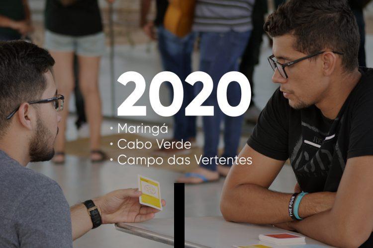 Inscrições para os projetos missionários de 2020 começam em agosto